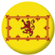 Scotland Lion Country Flag 25mm Keyring